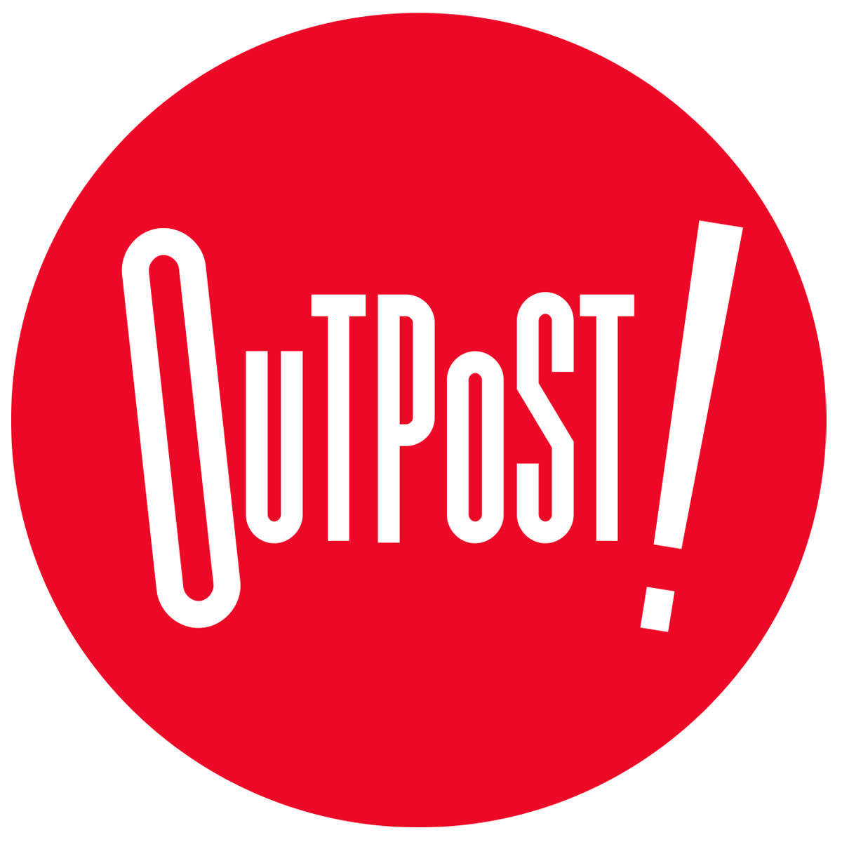 Image result for outpost space logo image