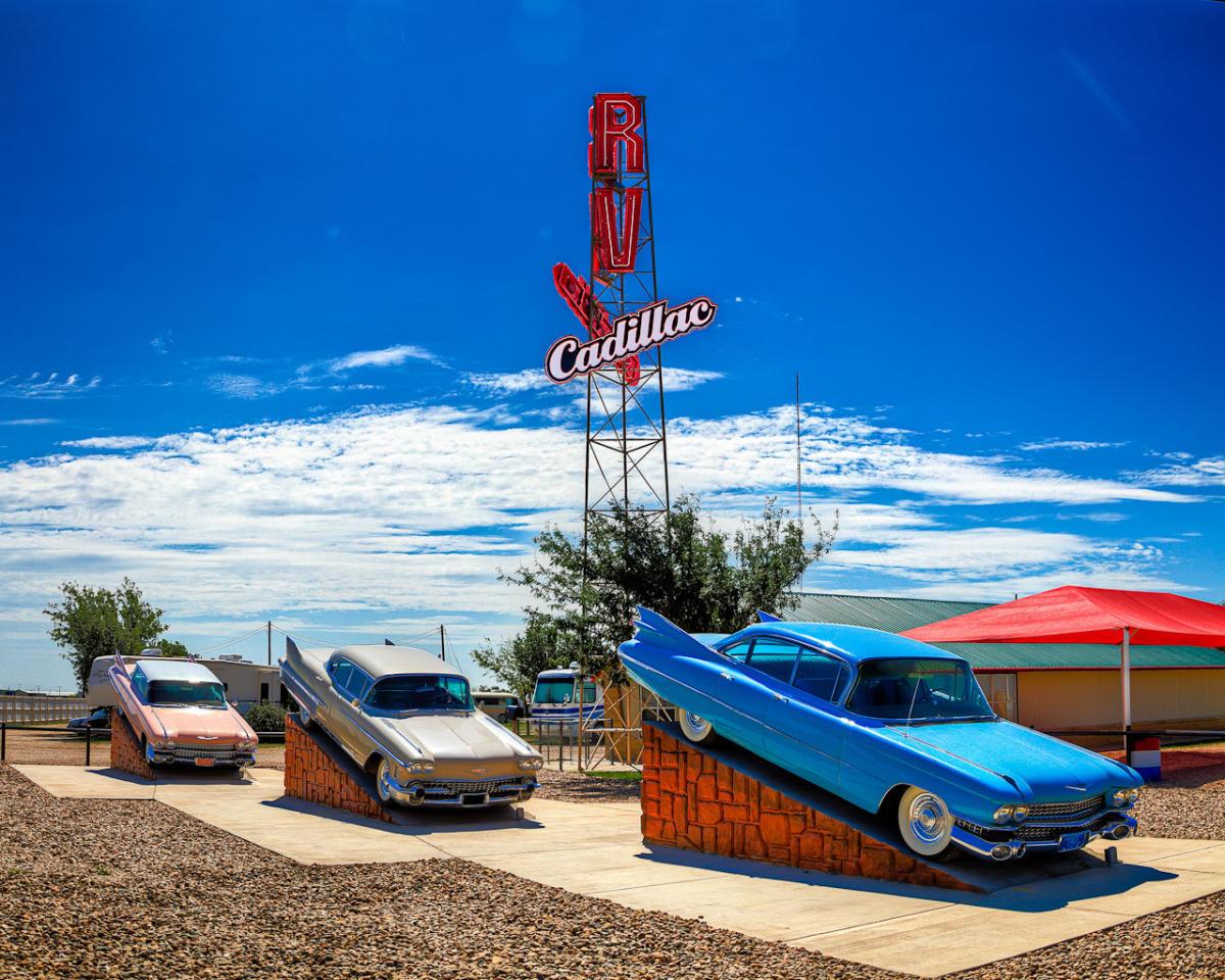 Cadillac Ranch RV Park