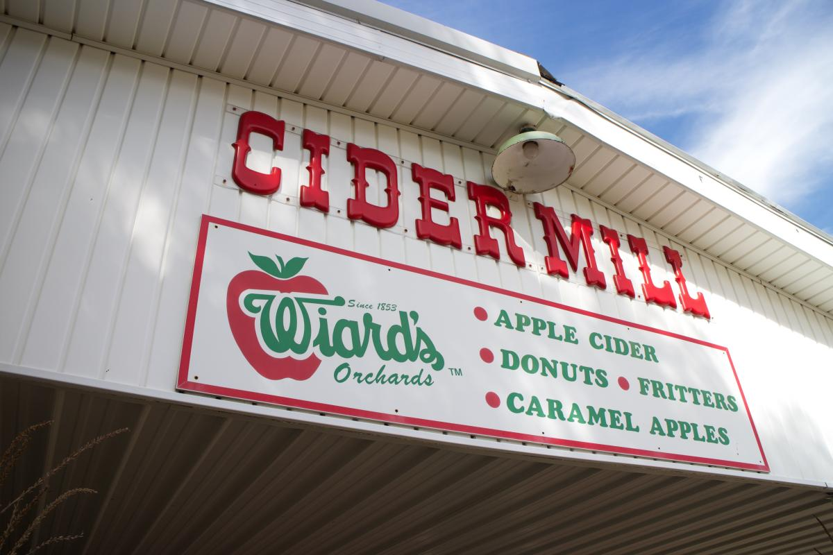 Image result for wiard's apple orchard""