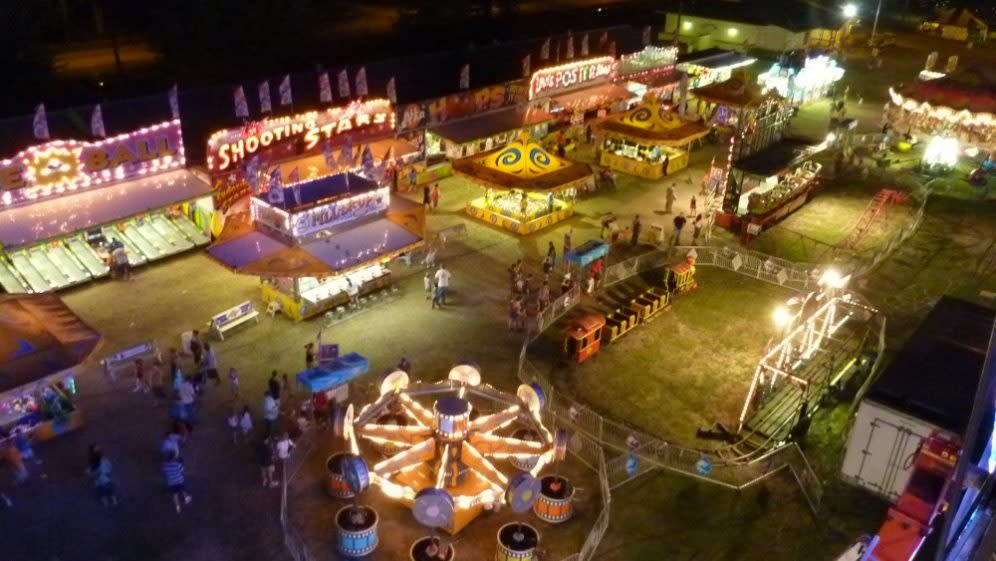 Saline Community Fair 2020.Chelsea Community Fair