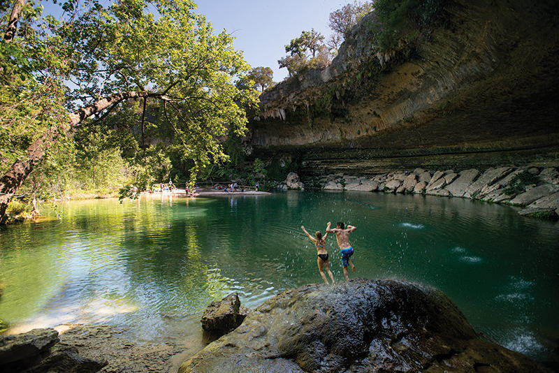 Review: West Virginia Swimming Hole