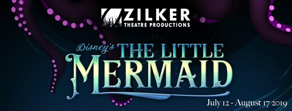 Image result for Zilker Hillside Theatre to see their production of The Little Mermaid