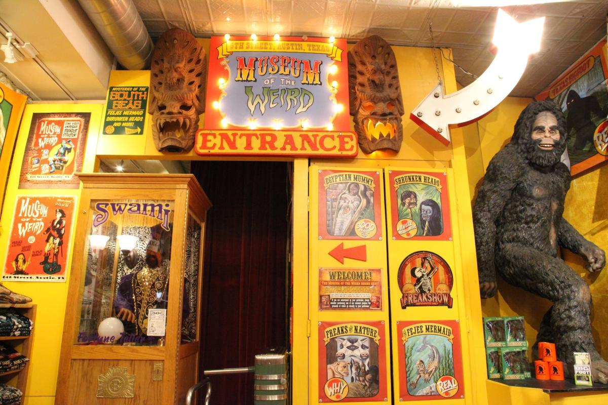Museum Of The Weird Austin 4