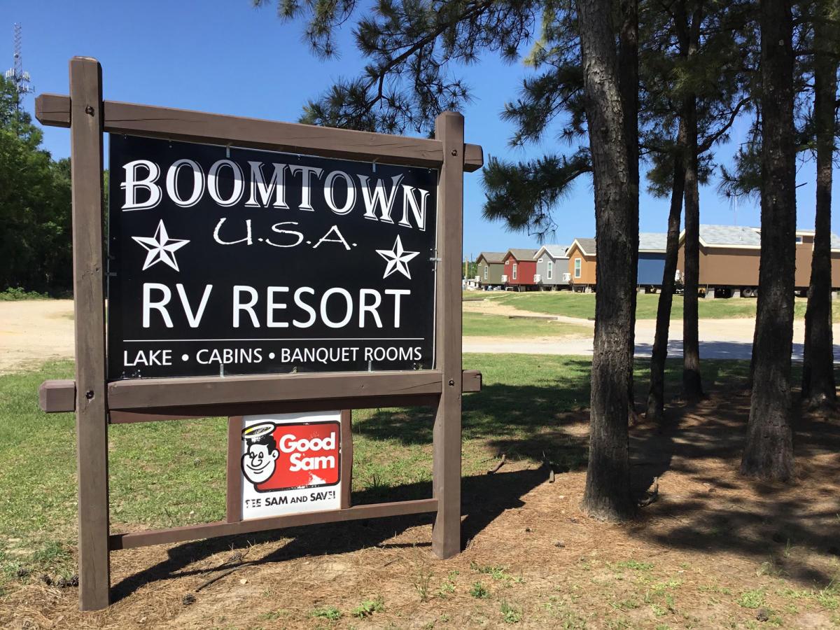 Boomtown Usa Rv Resort Vidor Tx 77662