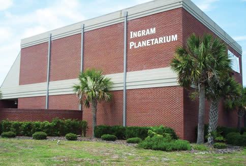 Ingram Planetarium Sunset Beach Nc 28468
