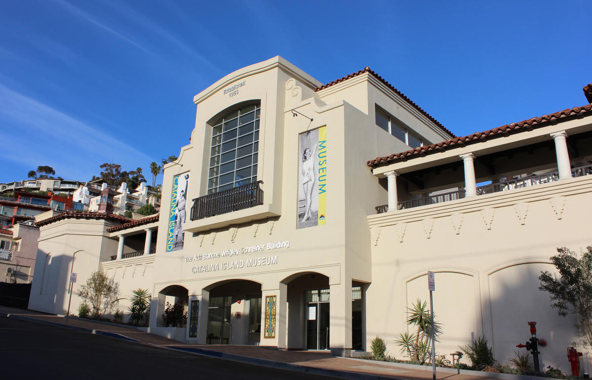 Catalina island casino museum casino for sale las vegas