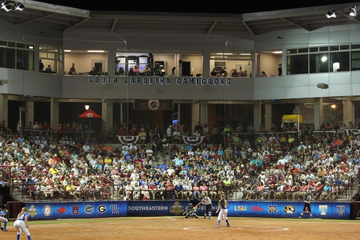 Carolina Softball Stadium at Beckham Field | Columbia, SC 29208