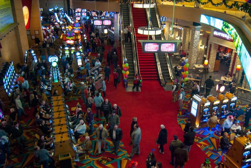 Hollywood Casino Penn National Buffet