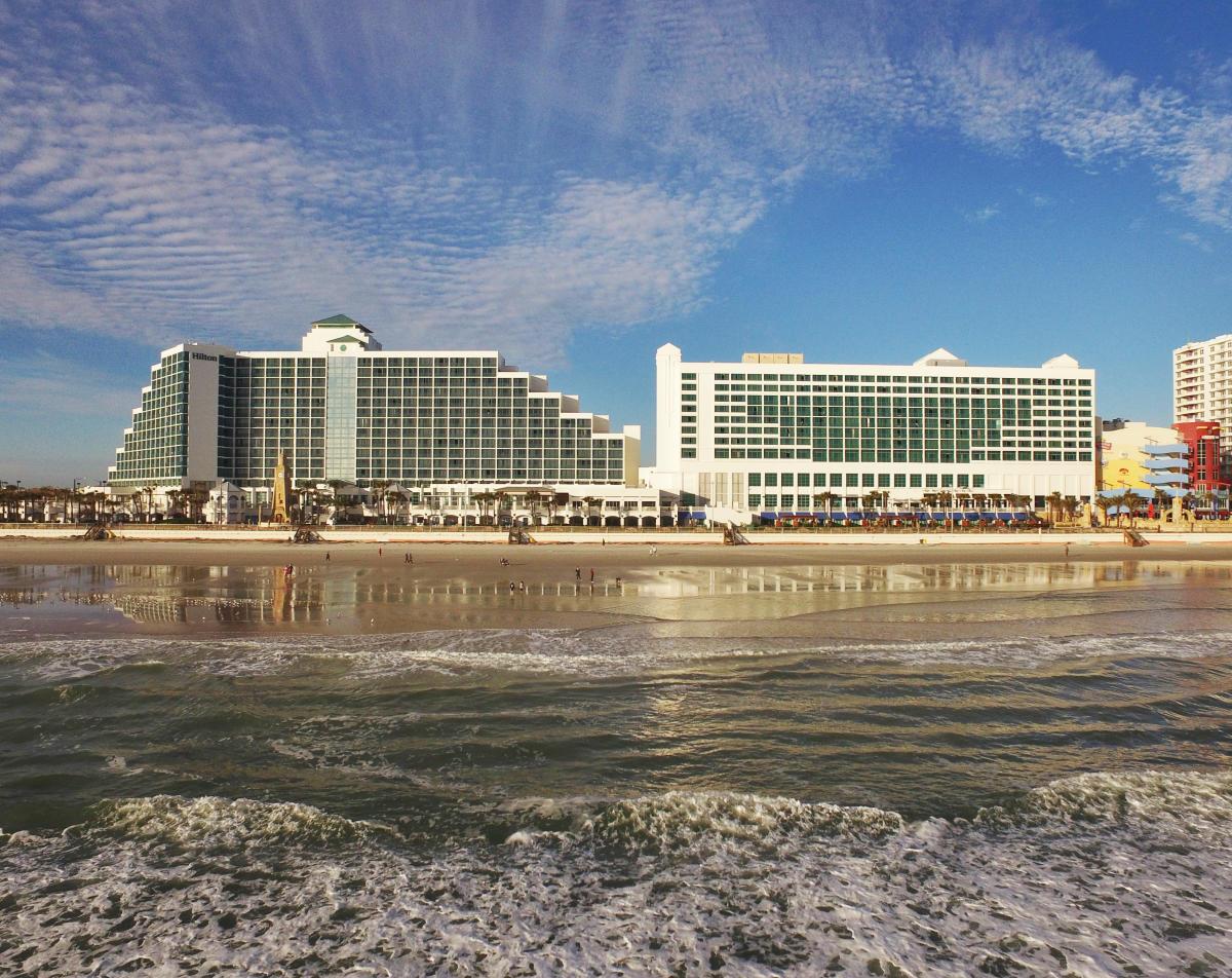 Hilton Daytona Beach Oceanfront Resort   Daytona Beach, FL 32118