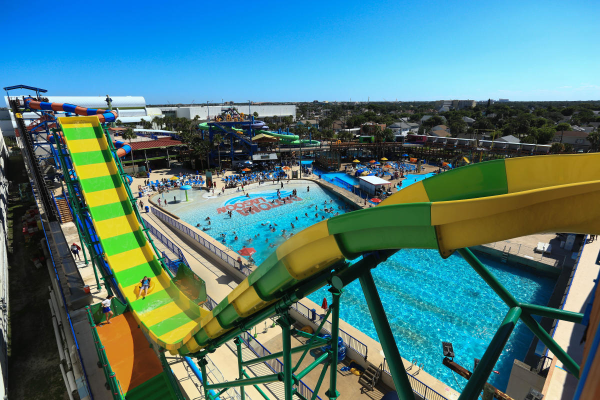 Waterpark Admission At Daytona Lagoon