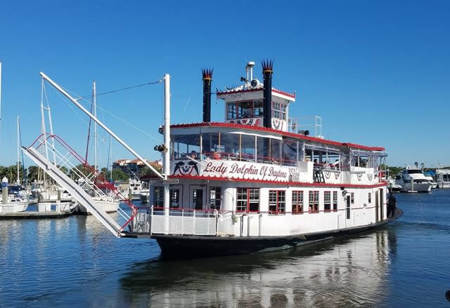 Dine And Cruise Dinner And River Cruise Daytona Beach
