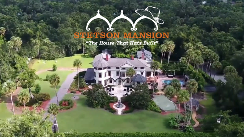 470dfe17 Stetson Mansion Legacy Week Tours & Free Wine or Beer Tasting in DeLand
