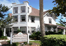 Macdonald House Ormond Beach Fl 32176