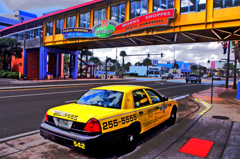 Yellow Cab Company/Kings Transportation | Daytona Beach, FL 32114