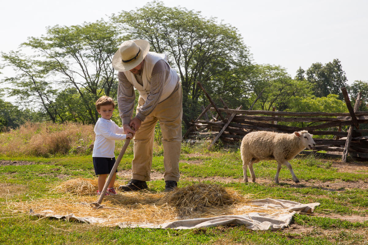 Image result for living history farms