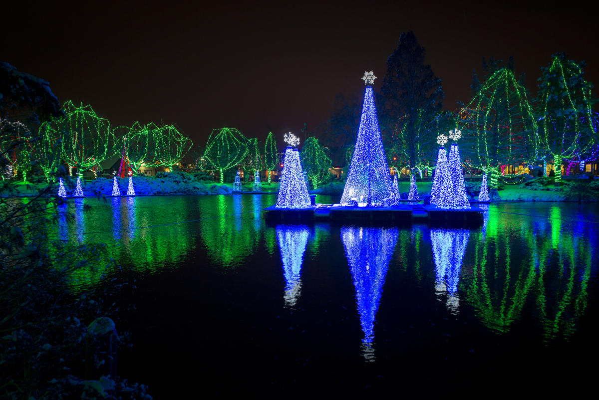 Columbus Zoo Christmas Lights 2020 How Much Wildlights