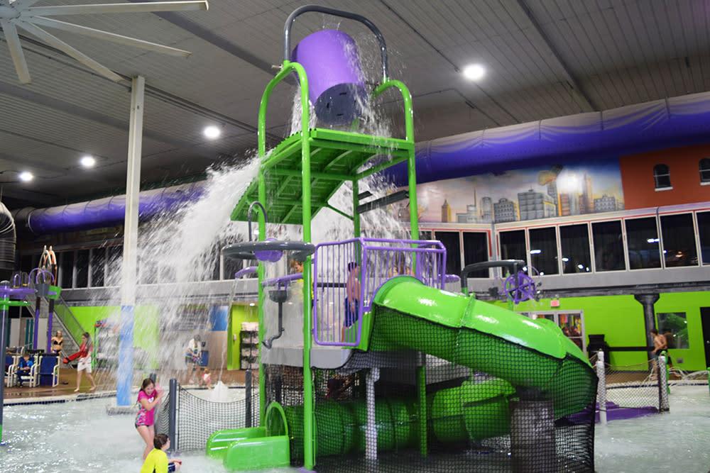 Chaos Indoor Water Park