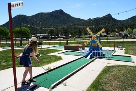 Meadow Mini Golf Course