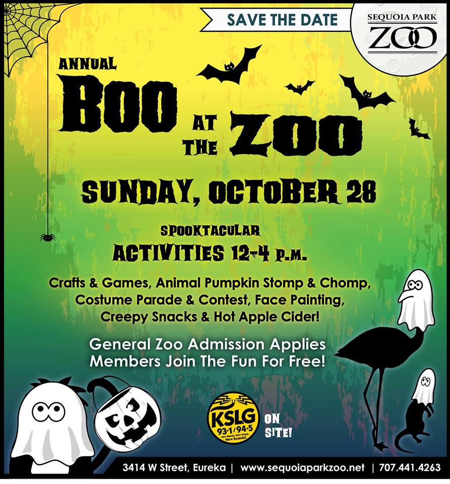 boo at the zoo 2020