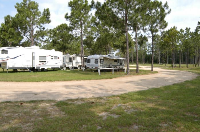 Thunder Gulch Campground Bunnell Fl 32110