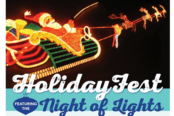 Holidayfest Featuring The Night Of Lights 2019