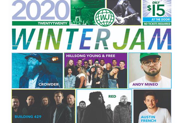 Winter Jam 2020 Tour Dates.Winter Jam 2020 Concert