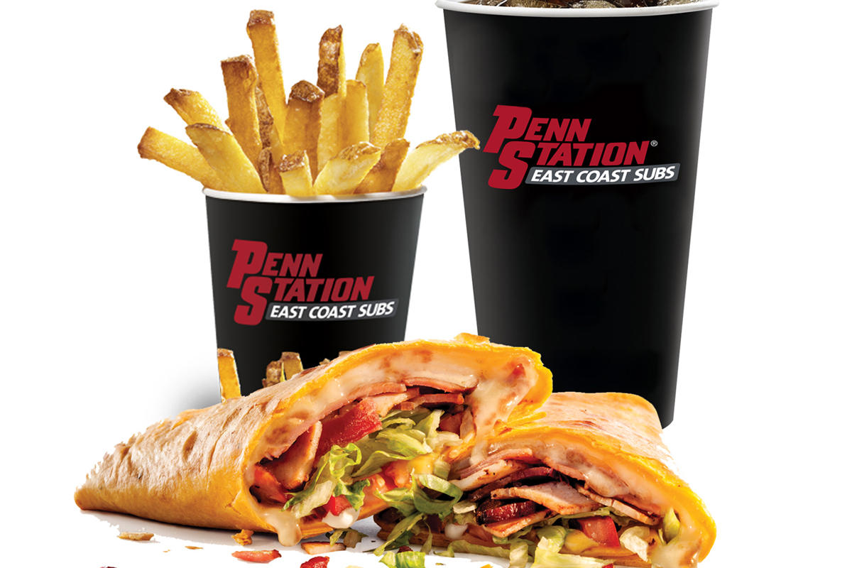 photo regarding Penn Station Printable Menu named Penn Station East Coastline Subs - Illinois Highway