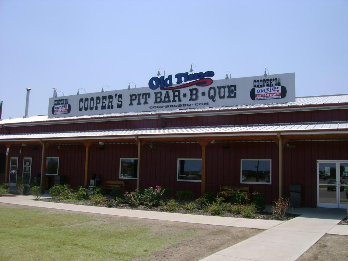 Cooper's Old Time Pit BBQ | Fort Worth, TX 76164-8206
