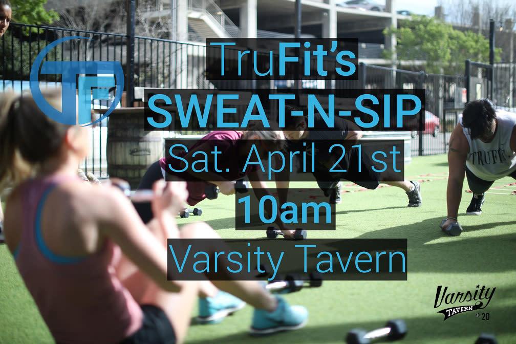 Sweat-N-Sip by TruFit | Fort Worth, TX 76107