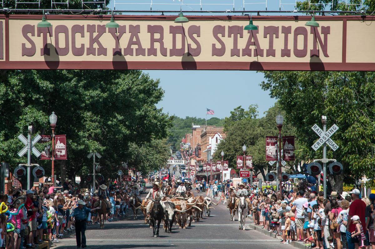 Stockyards Station Fort Worth Tx 76164 8210