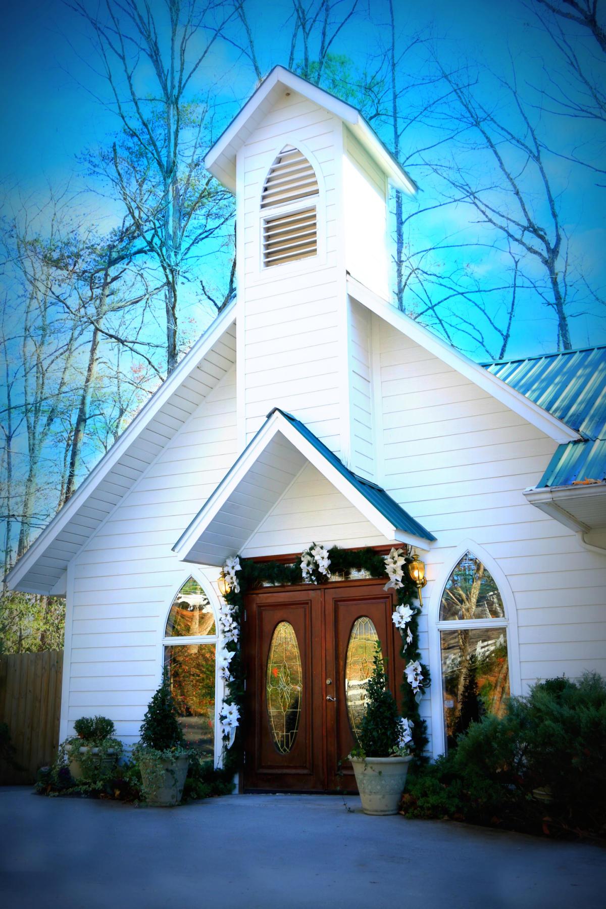 Cupid's Waterfall & Chapel Weddings   Gatlinburg, TN 37738