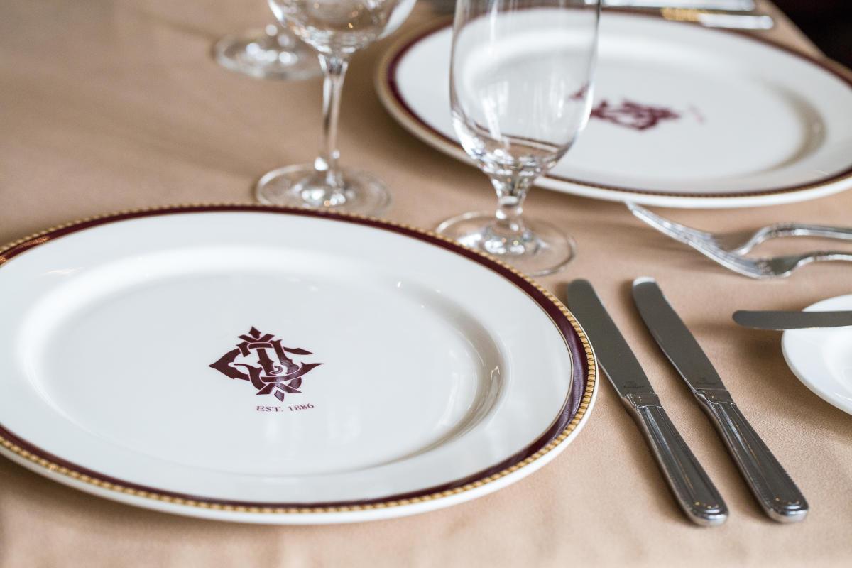 The Grand Dining Room Jekyll Island Ga 31527