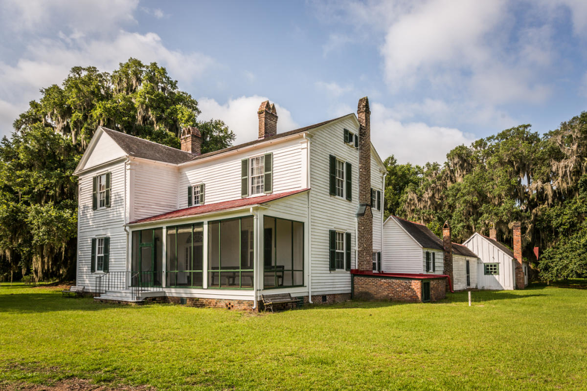 Hofwyl Broadfield Plantation | Brunswick, GA 31525