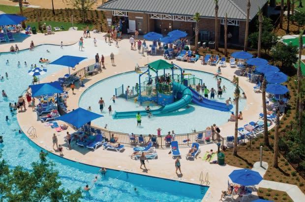 Neptune Park Fun Zone | St  Simons Island, GA 31522