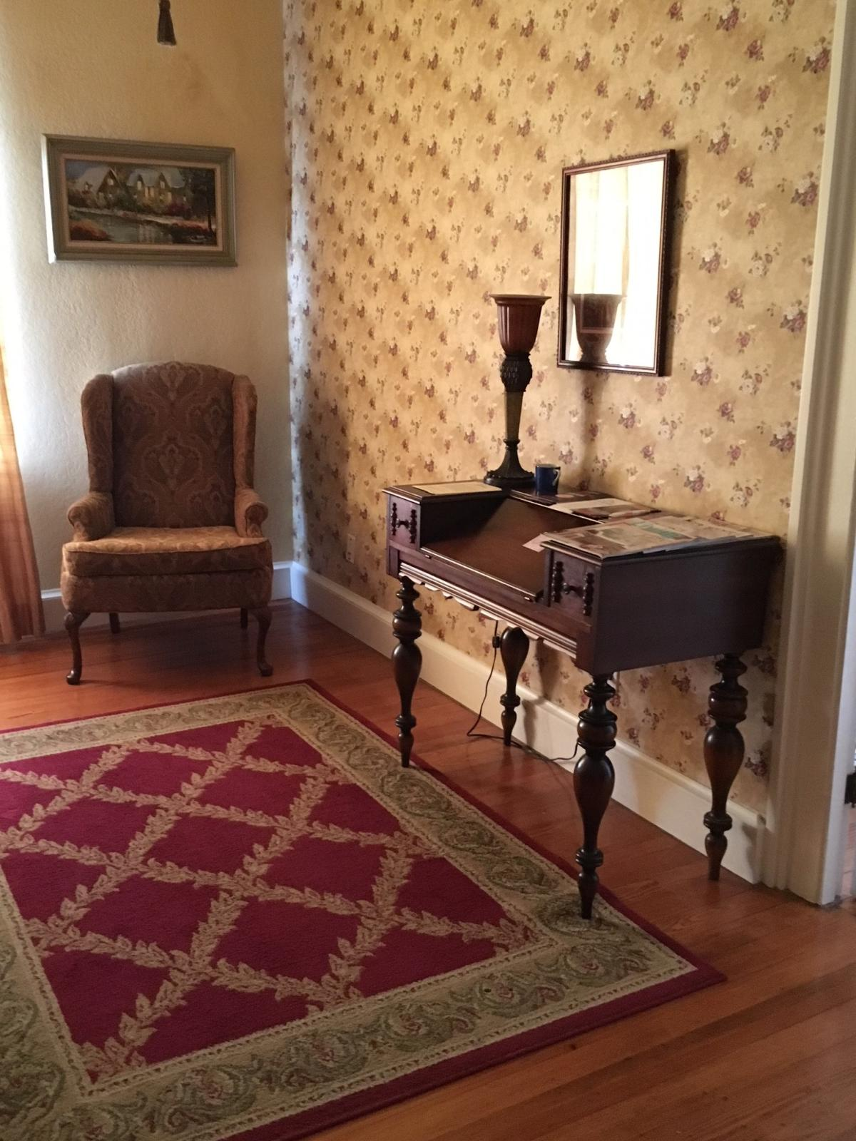 Free Virtual Room Layout Planner: General Granbury's Suites