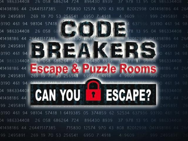 Code Breakers Escape & Puzzle Rooms