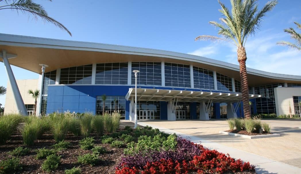 Mississippi Coast Coliseum Convention Center Biloxi Ms 39531