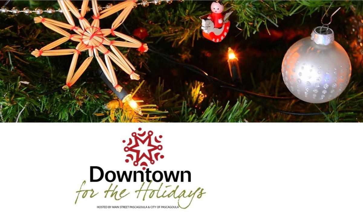 Pascagoula Christmas Parade 2020 Downtown for the Holidays   Pascagoula, MS 39567