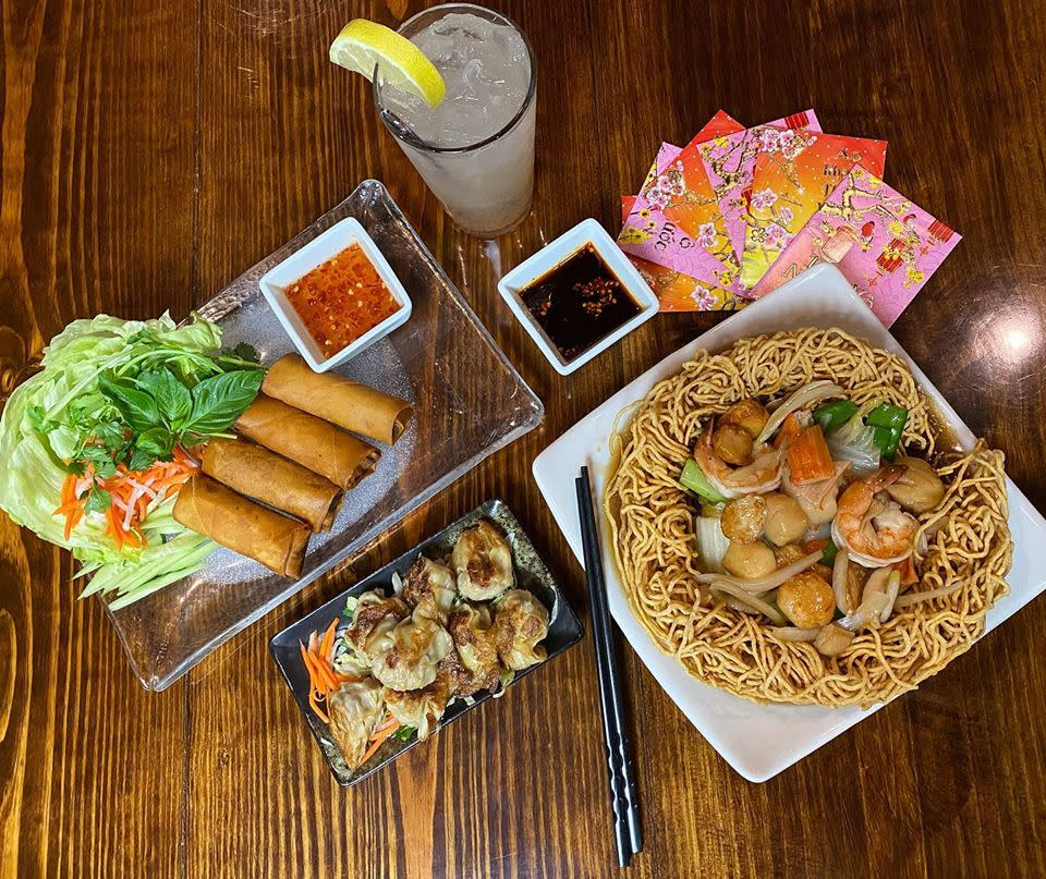 Hana Sushi Pho Biloxi Ms 39531