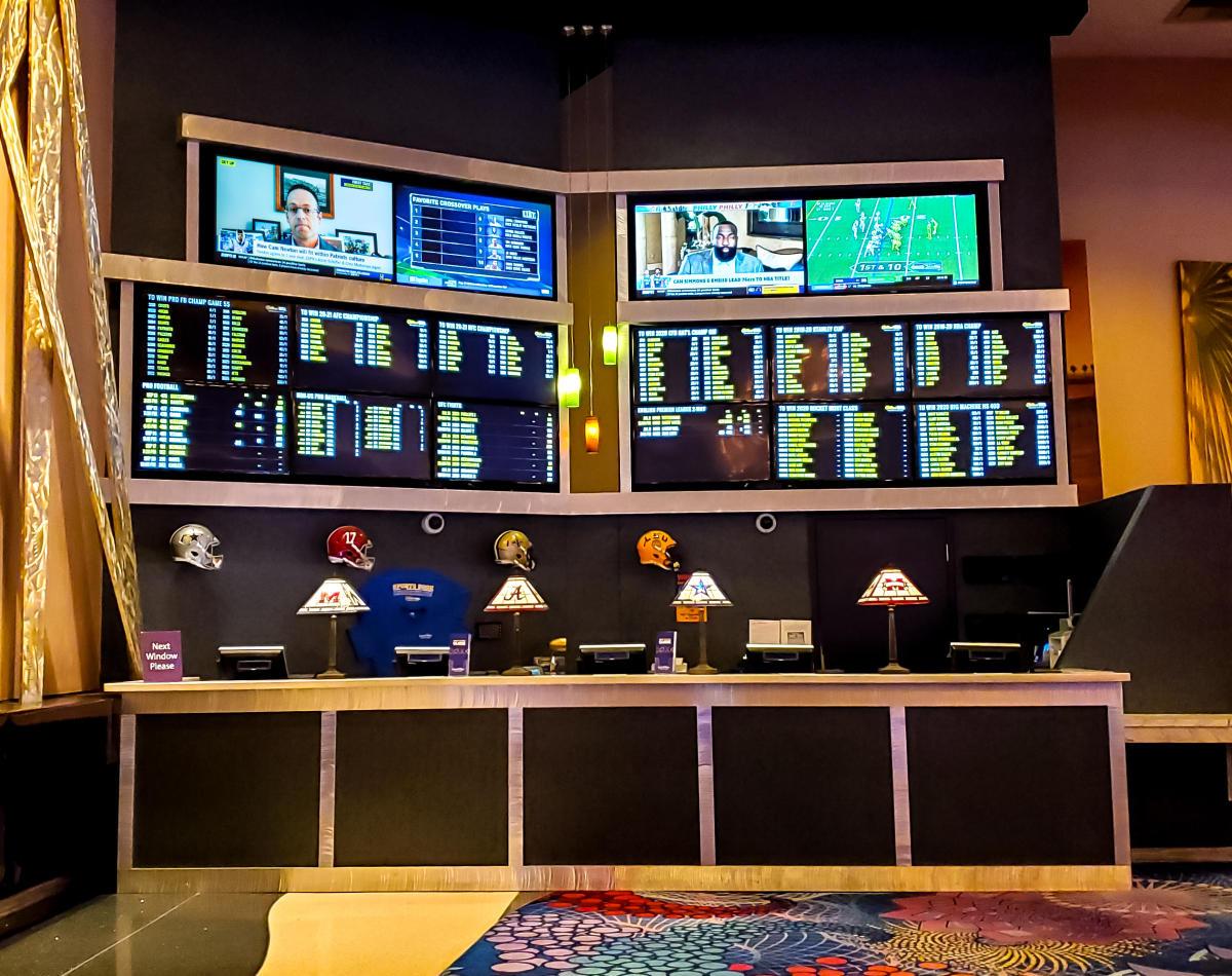 island view sports betting