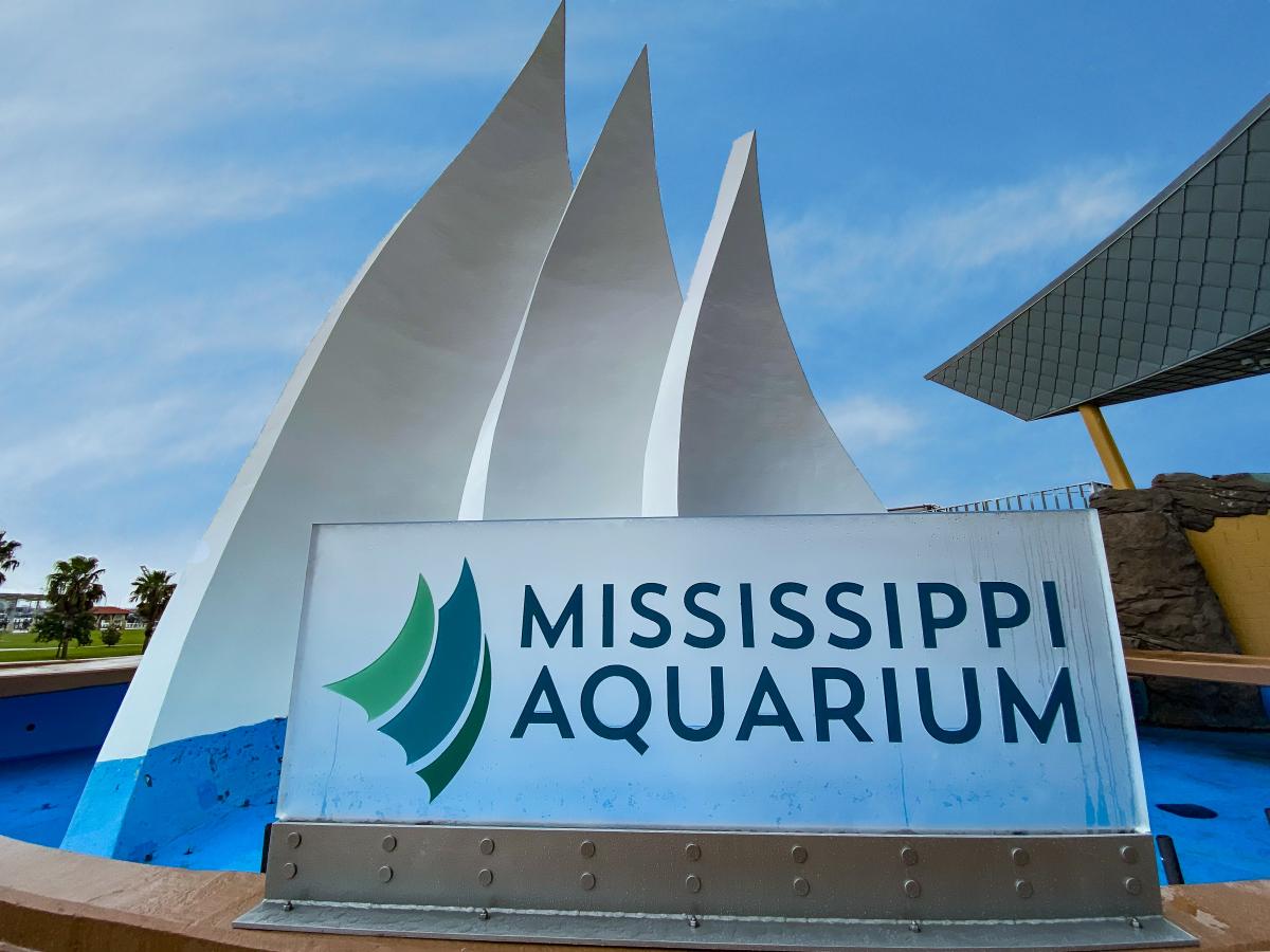 Mississippi Aquarium   Gulfport, MS 39501