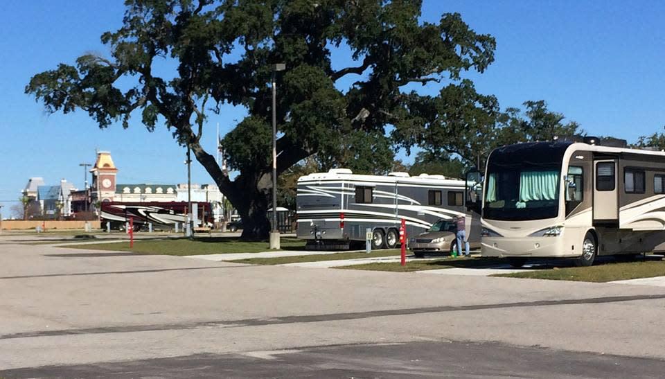 Boomtown Casino Rv Park Biloxi Ms 39530