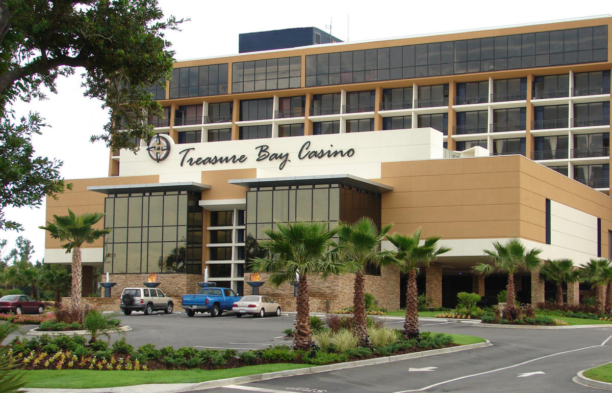 Treasure Bay Casino Hotel Biloxi Ms 39531