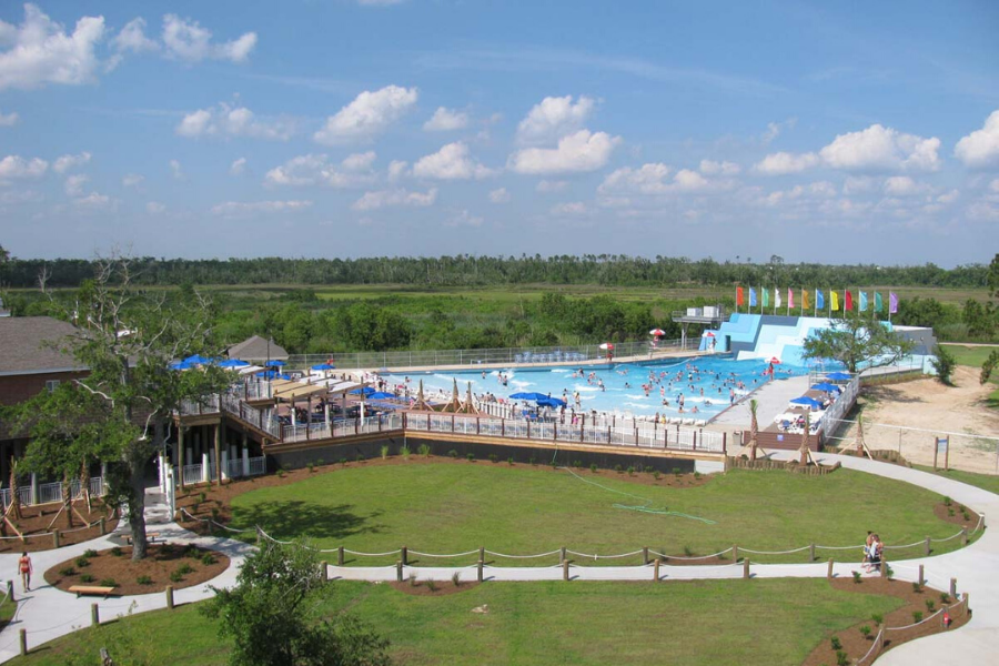 Buccaneer Bay Waterpark Waveland Ms 39576