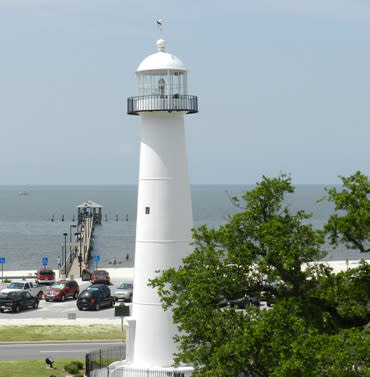 Biloxi Lighthouse Biloxi Ms 39530