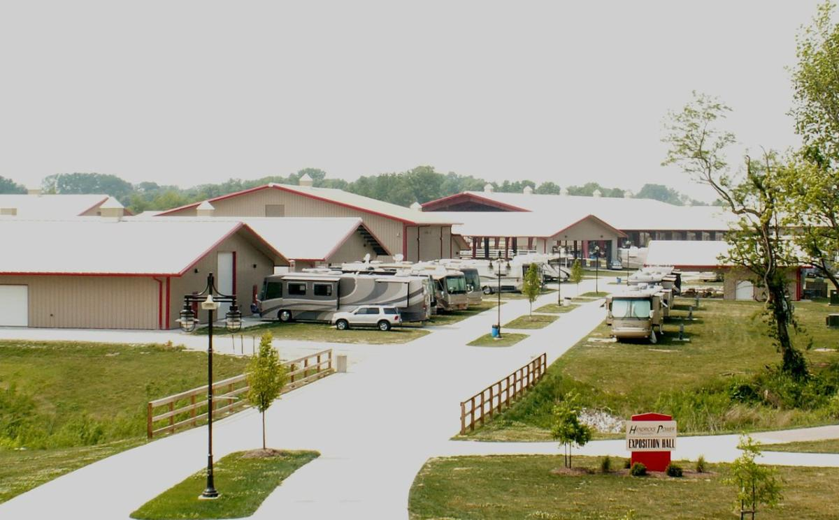 Hendricks County 4-H Fairgrounds & Conference Complex