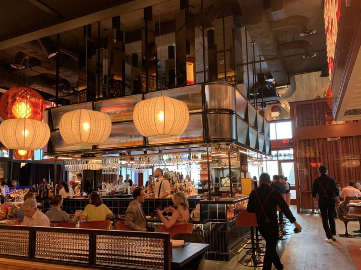 Mad Houston Restaurants In Houston Tx 77027