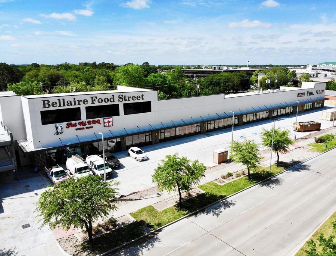 Bellaire Food Street Restaurants In Houston Tx 77036