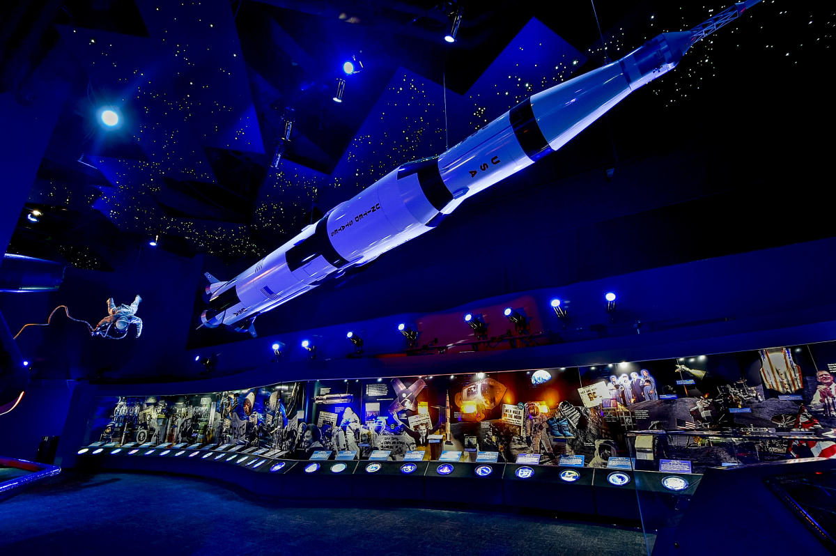Image result for houston space center