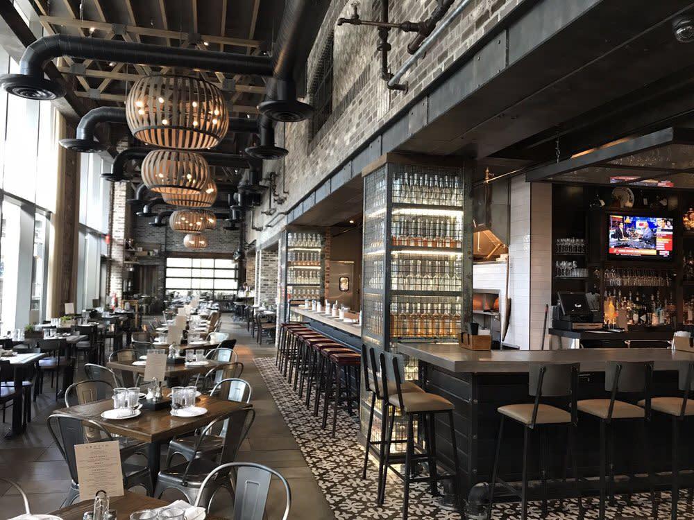 Grotto Downtown Restaurants In Houston Tx 77010